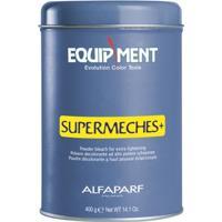 Alfaparf Pó Descolorante Equipment Supermeches 7 Tons 400G - Unissex