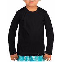 Camisa Proteção Solar Uv50+ Certificada Infantil Unissex Praia Piscina Lazer Malha Fresquinha