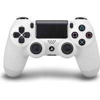 Controle Dualshock 4 Para Ps4 Branco Glacial Sony