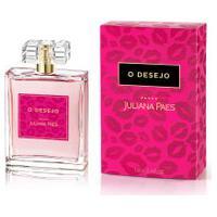 Perfume Juliana Paes O Desejo Feminino Deo Colônia 100Ml