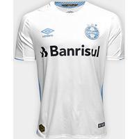 Camisa Grêmio Ii 19/20 S/Nº Jogador Umbro Masculina - Masculino
