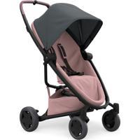 Carrinho De Bebê Zapp Flex Plus Quinny Graphite On Blush #2 Rosa - Tricae