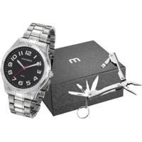 Kit Relógio Mondaine 99058G0Mvne1K1 Feminino - Feminino