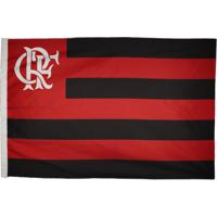 Bandeira Flamengo Torcedor 2 Panos - Unissex