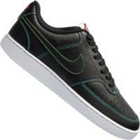 Tênis Nike Court Vision Lo - Masculino - Preto
