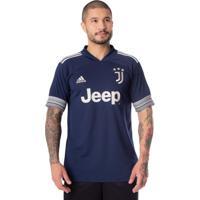 Camiseta Masculina Adidas Juventus 2 Marinho - M