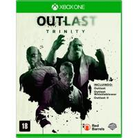 Jogo Outlast Trinity Para Xbox One (Xone) - Wb Games