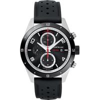 Relógio Montblanc Masculino Borracha Preta - 116096