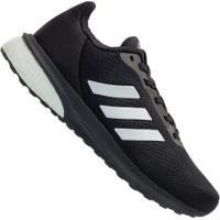 Tênis Adidas Astrarun - Masculino - Preto/Branco