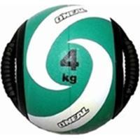 Bola Medicine Ball Com Pegadas O'Neal Oneal
