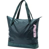 Bolsa Puma At Large Shopper Feminina - Feminino-Verde