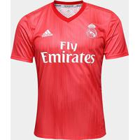 Camisa Real Madrid Third 2018 S/N° - Torcedor Adidas Masculina - Masculino