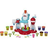 Massa De Modelar - Play-Doh - Kitchen Creations - Super Máquina De Sorvete - Hasbro
