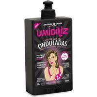 Finalizador Umidiliz Onduladas Muriel 300Ml - Feminino-Incolor