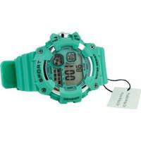 Relógio Sport Digital Led A Prova D'Água C/ Alarme Masculino - Masculino