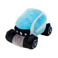 Pelucia Miniatura Twizy Renault - Unissex-Azul Claro