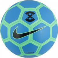 Bola De Futsal Nike Footballx Menor - Azul/Verde Cla
