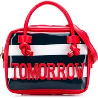 Alberta Ferretti Kids Bolsa 'Tomorrow' - Azul