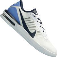 Tênis Nike Air Max Vapor Wing Ms - Masculino - Branco/Azul