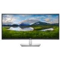 Monitor Dell P3421W 34 Curvo Led Antirreflexo Com Usb-C Preto