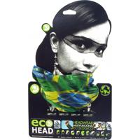 Headwear Multifuncional Brasil Eco Head