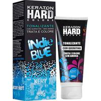 Keraton Hard Color Indie Blue 100G - Unissex-Incolor