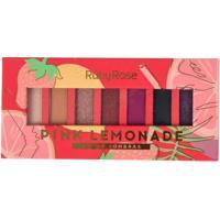 Paleta De Sombras Pink Lemonade Ruby Rose Único Mu