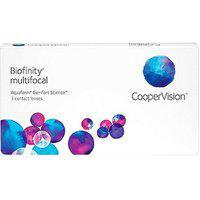 Biofinity Multifocal - Lentes De Contato