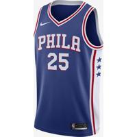 Regata Nike Philadelphia 76Ers Icon Editon Swingman Masculina