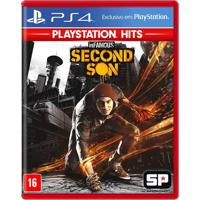 Jogo Infamous: Second Son Ps4 Sony