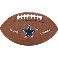 Bola Futebol Americano Wilson Dallas Cowboys