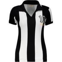 Camisa Santos O Rei Feminina - Feminino