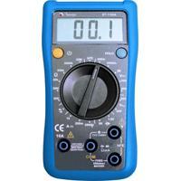 Multímetro Digital Minipa Et-1100A Ac E Dc Azul/Preto