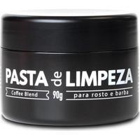 Pasta De Limpeza Barba Brava Coffee Blend Para Barba E Rosto 90G