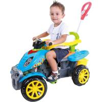 Mini Veículo De Passeio - Quadriciclo - Maral - Unissex-Incolor