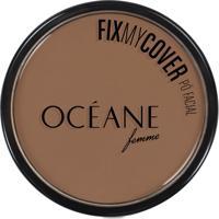 Océane Femme Pó Facial Fix My Cover 4 - Feminino-Incolor