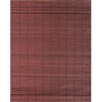 Persiana Soho Romana Bambu 100X140 - Evolux - Pinha