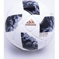 cc2e08e7b Bola Futebol Campo Adidas Telstar 18 Copa Do Mundo Replique Fifa - Unissex