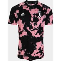 Camisa Juventus Pré Jogo 19/20 Adidas Masculina - Masculino