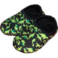 Sapato De Neoprene Infantil Fit Dino Ufrog
