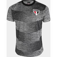Camiseta São Paulo Novelli Masculina - Masculino