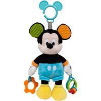 Pelúcia De Atividades - Disney - Mickey Mouse - Buba