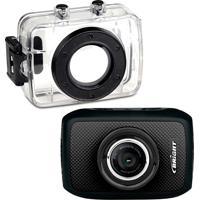 Camera Digital Bright Sport Cam Preta Resolução De 5Mp