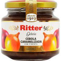 Geleia Gourmet Cebola Caramelizada Com Pimenta Ritter 290G