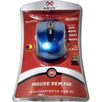 Amazon Mouse Sem Fio Plug E Play Mo Me91 Azul