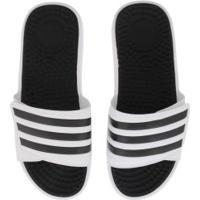 Chinelo Adidas Adissage Tnd - Slide - Masculino - Branco/Preto