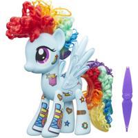 Figura Decorável My Little Poney - Rainbowdash - Hasbro - Feminino-Incolor