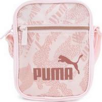 Bolsa Puma Core Up Rosa - Rosa - Feminino - Dafiti