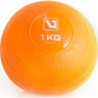 Bola Medicine Ball Soft Liveup 1 Kg - Unissex