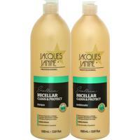 Kit De Shampoo & Condicionador Micellar Clean & Protect-Jacques Janine